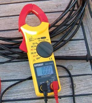 Electric Charge and Voltmeter
